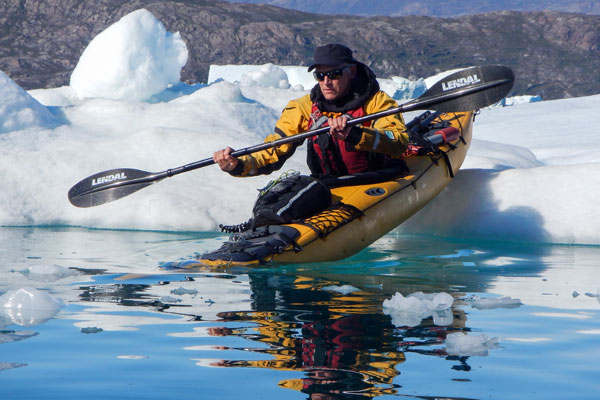Q&A with Al Bakker, sea kayaking guide for Aurora Expeditions