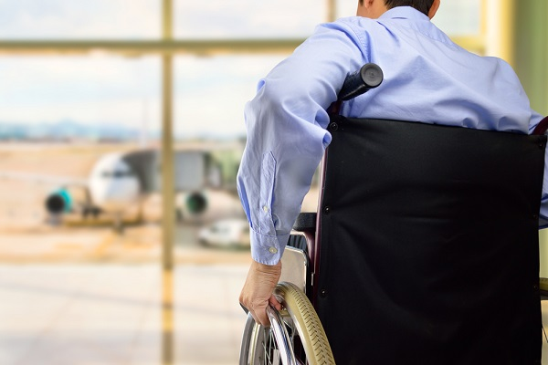 Airports improve accessibility rating but 'need to do more'