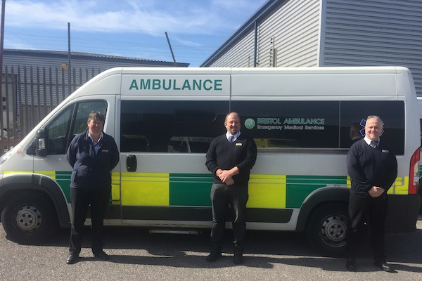 Coronavirus: Bakers Dolphin coach drivers transfer to ambulance service