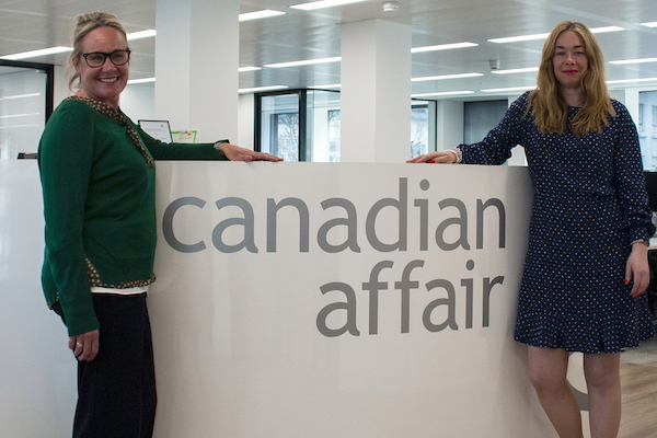 Canadian Affair recruits two trade sales executives
