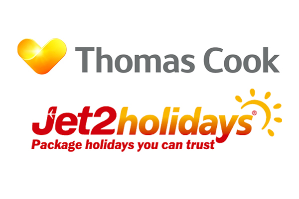Jet2 has 'no interest' in buying Thomas Cook