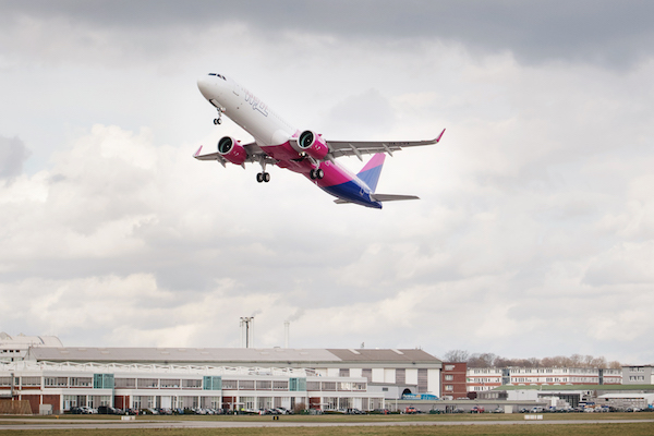 Tirana targeted for growth by Wizz Air