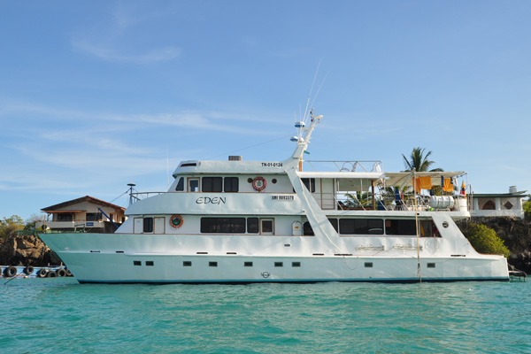 G Adventures adds fifth ship to fleet operating in Galapagos