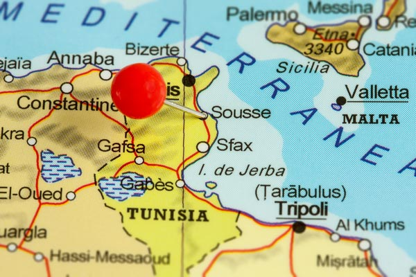UK visitor numbers to Tunisia expected to grow by 60% this year