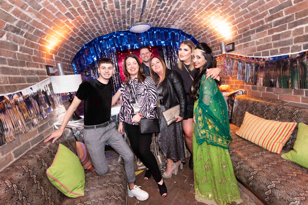 Hundreds of agents attend P&O and Cunard's Shine Rewards Party