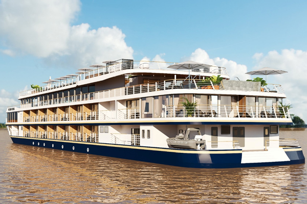 Wendy Wu Tours reveals programme for first new-build ship
