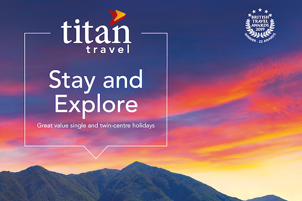 Titan launches new brochures among raft of latest editions