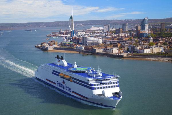 Brittany Ferries issues no-deal Brexit travel reassurance
