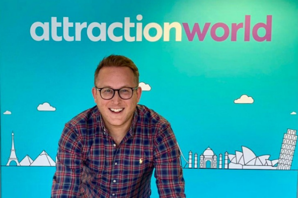 Attraction world appoints Olly Nicholls as chief commercial officer