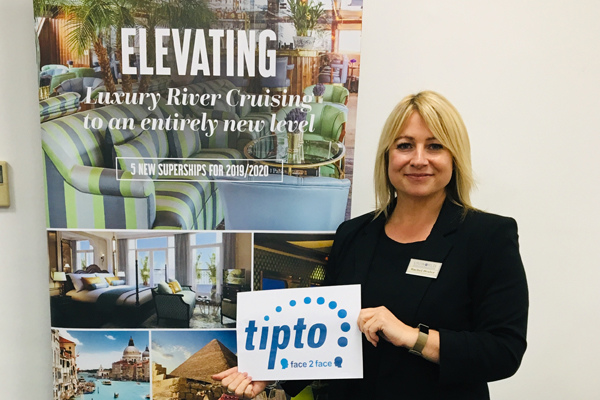River cruise line Uniworld becomes latest Tipto member