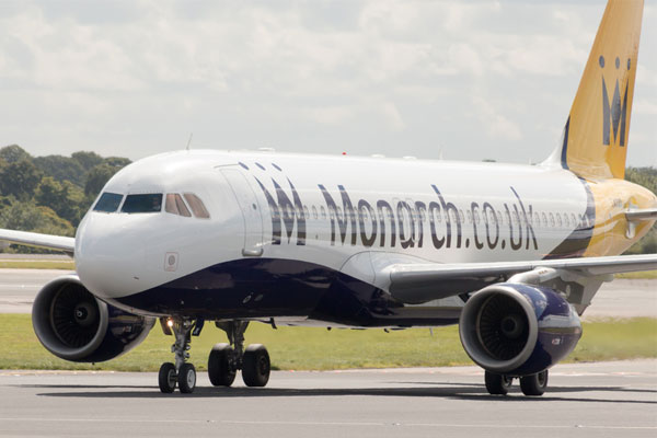 Monarch Airlines goes into administration