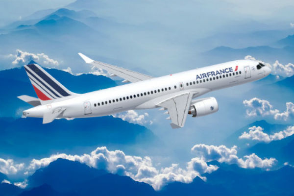 Air France signals further fleet overhaul