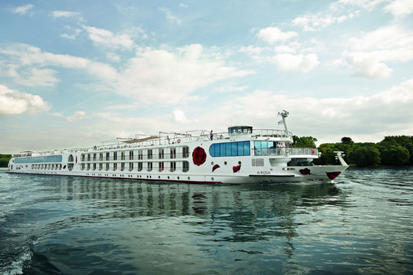 River cruise line A-Rosa reports 6% growth