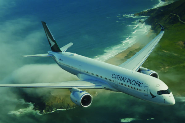 Cathay Pacific bosses resign after Hong Kong protests