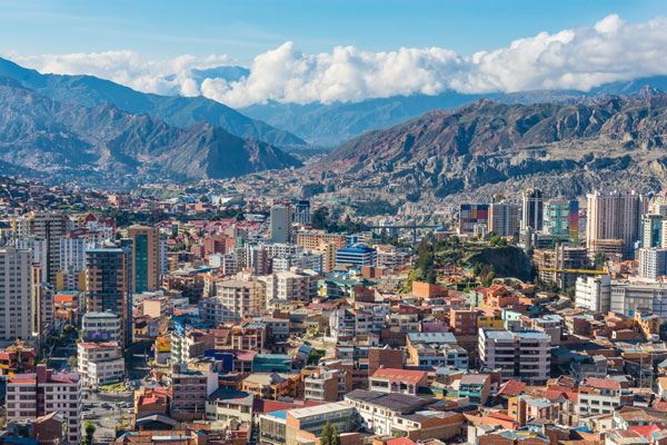 All but essential travel ban imposed on Bolivia