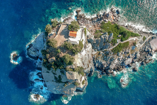 Exploring Greece's Sporades islands: Skiathos, Skopelos and Alonissos