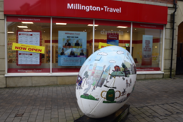 Millington expansion continues with Rugby and Hinckley stores