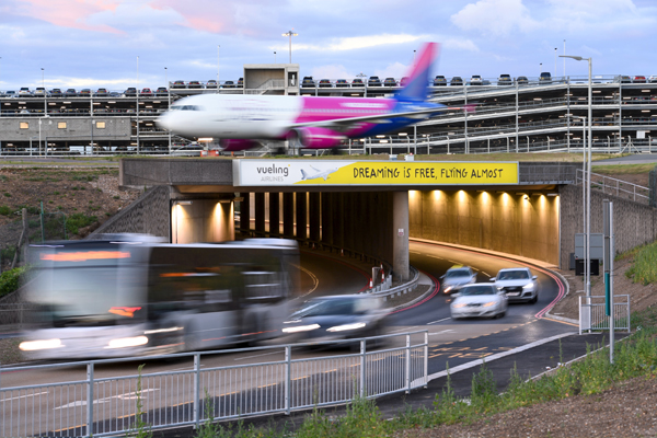 Luton airport strike averted