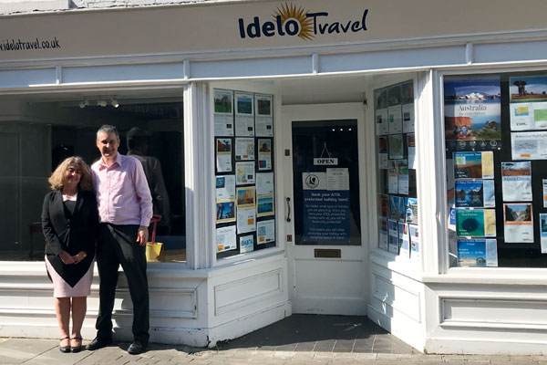 A day with…Idelo Travel, Ipswich