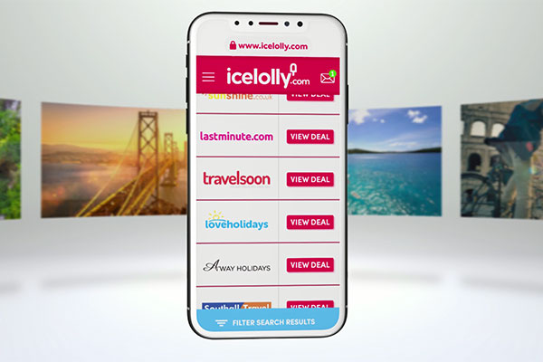Video: Icelolly.com turn-of-year ads promote ease of holiday comparison