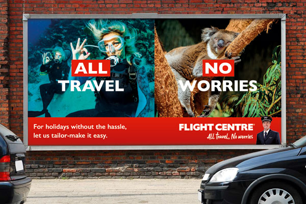 Special Report: Flight Centre repositions brand