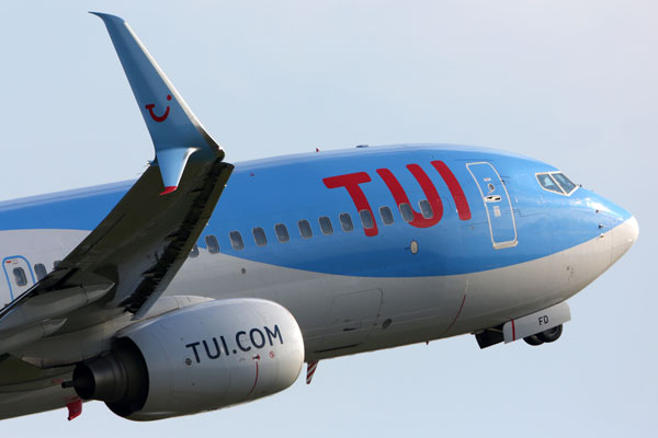 Tui sees Sunshine Saturday, Sunday and Monday across Europe