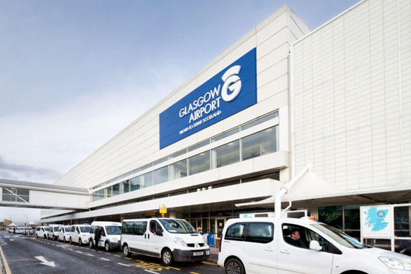 Glasgow airport begins public consultation on 'modernising airspace'
