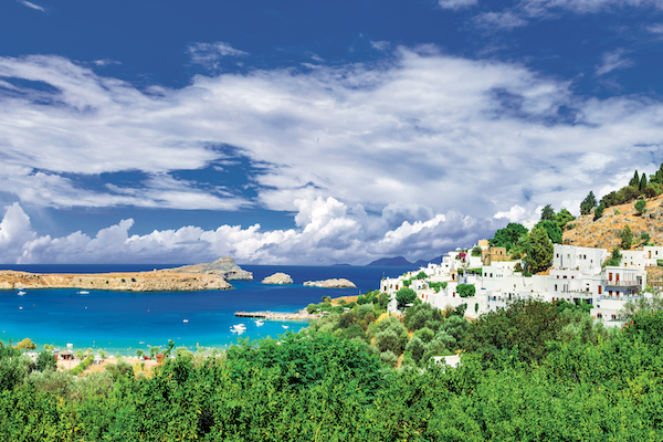 Saga hopes TV show will help sell new Greek island tours