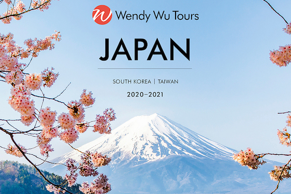 Wendy Wu unveils new Japan brochure and flight offers