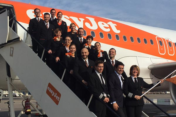 EasyJet embarks on largest cabin crew recruitment drive in its history