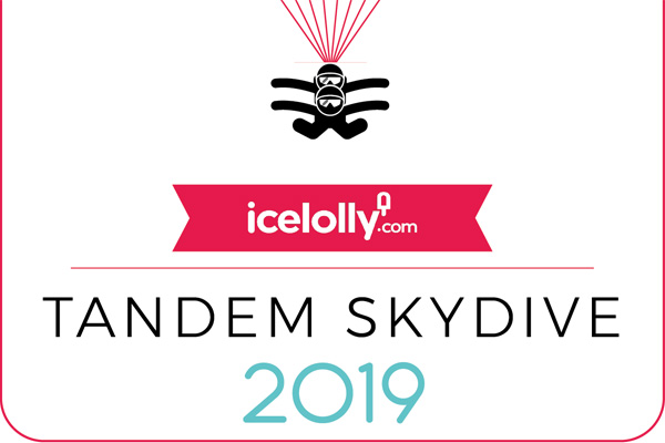 Icelolly to complete sky dive and international bike ride for charity