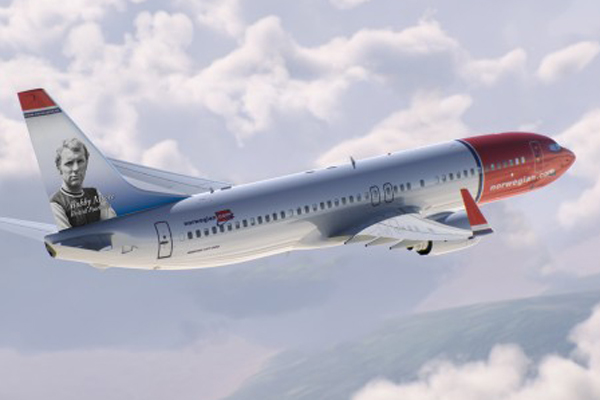 Norwegian announces double daily Dublin-New York flights