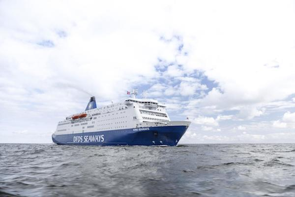 DFDS to restore Newcastle-Amsterdam route