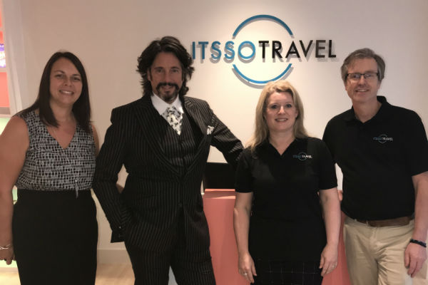 ItsSoTravel branch opened by Laurence Llewelyn-Bowen