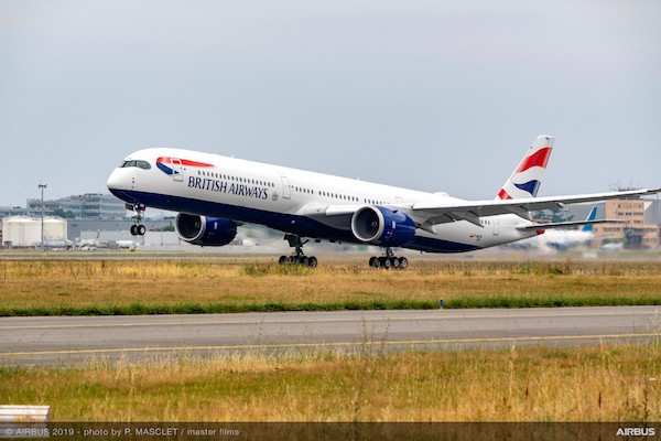 Coronavirus: British Airways cancels flights as travel firms respond to China travel warning