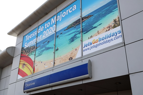 Durham Tees Valley airport announces first Spain flights for seven years