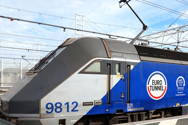 Brexit and French strikes hit Channel Tunnel revenue