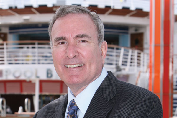 Royal Caribbean boss moves to dispel UK cruise concerns
