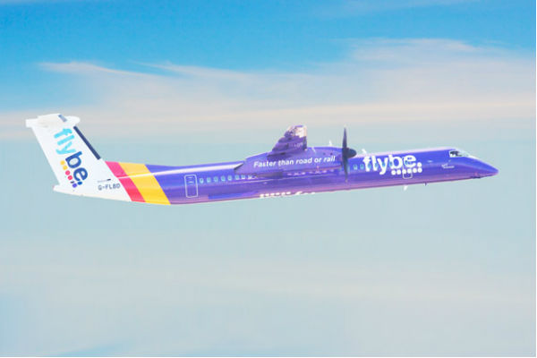 Flybe: Government to 'defer' struggling carrier's £106m APD bill