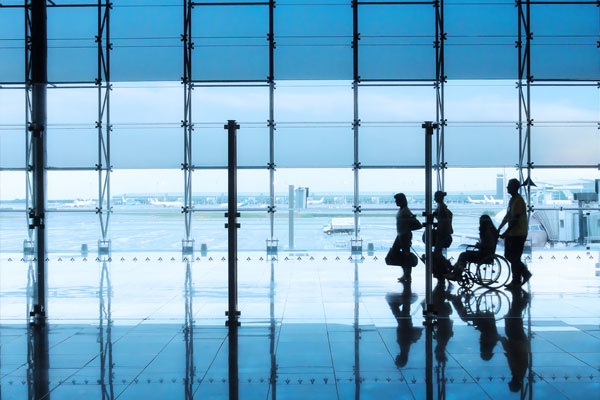 CAA finds improving services for disabled travellers at UK airports