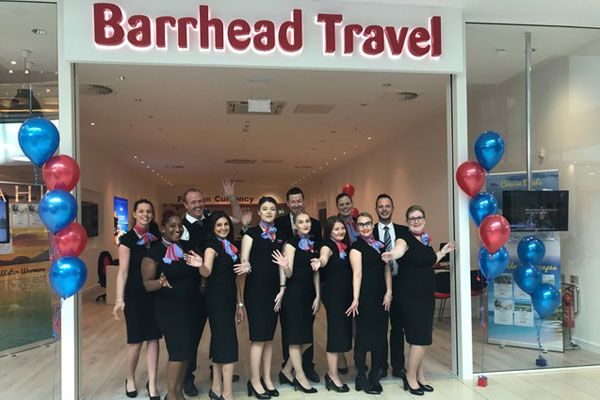 Barrhead Travel reveals next five store locations
