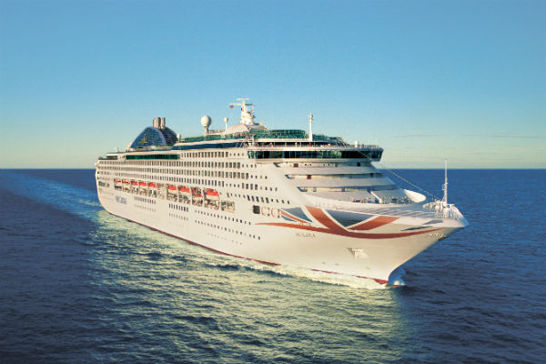 P&O Cruises to reposition ships in 2021