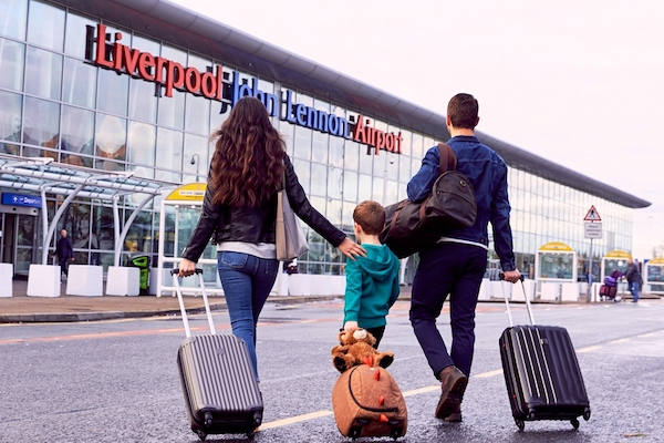 Liverpool airport braced for 725,000 summer passengers