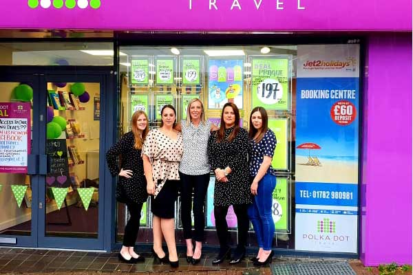 Polka Dot Travel to open 18th store with former Thomas Cook staff