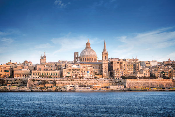 What it's like to travel to Malta post-lockdown