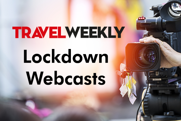 Travel Weekly Lockdown Webcasts