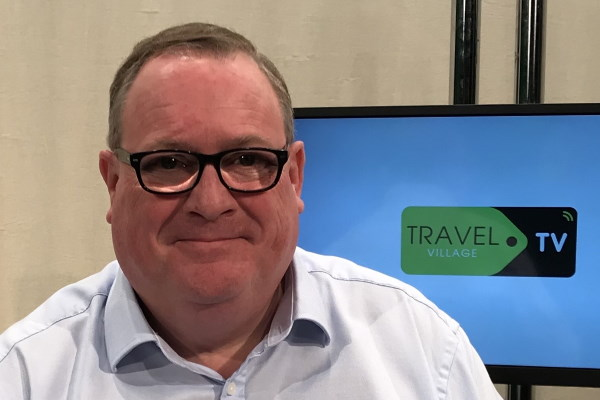 John Cooper leaves Travel Village as Covid hits TV launch