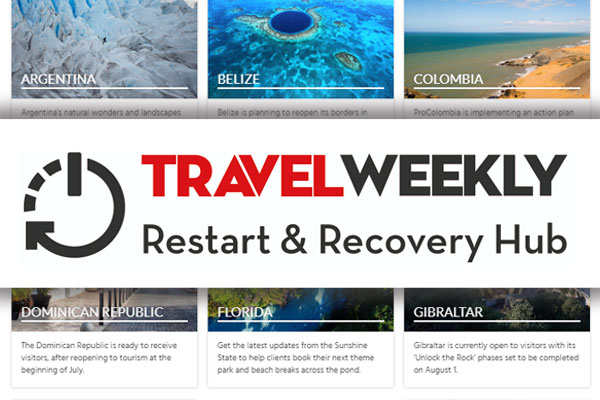 Travel Weekly Restart & Recovery Hub launches to trade
