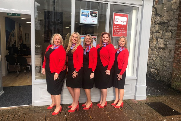 Barrhead Travel names next three store locations