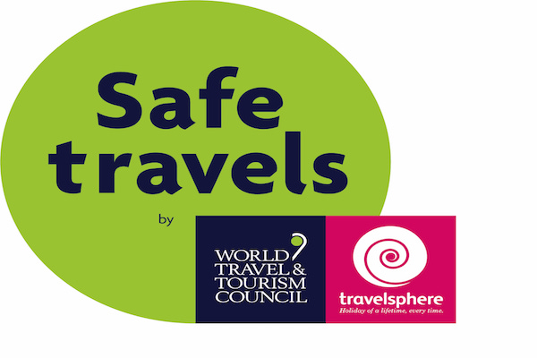 Travelsphere and Just You gain WTTC 'Safe Travels' stamp